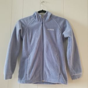 Columbia Fleece Jacket ▪️ Girl's Size Medium